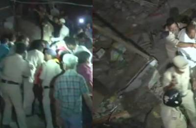 Indore Building Collapse: Death toll rises to ten, rescue operations underway