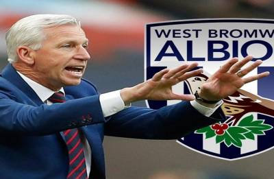Alan Pardew sacked by West Bromwich Albion, Darren Moore to takeover