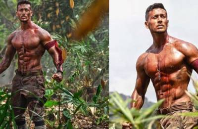 Baaghi 2: Tiger Shroff is GRATEFUL for fans love, shares SPECIAL message (watch video)