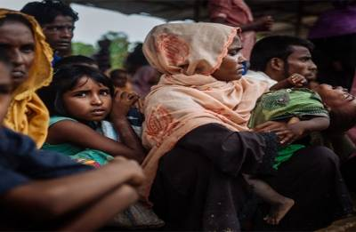 Myanmar lures Bangladesh Buddhists to take over Rohingya land