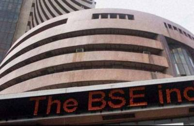 Sensex falls over 100 points, Nifty slips below 10,200-mark over heavy losses in metal, healthcare stocks