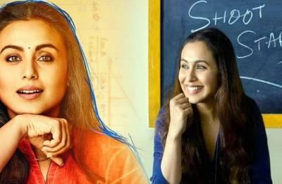 Hichki Box Office Report: Rani Mukerji's film stays STEADY despite competition from Baaghi 2