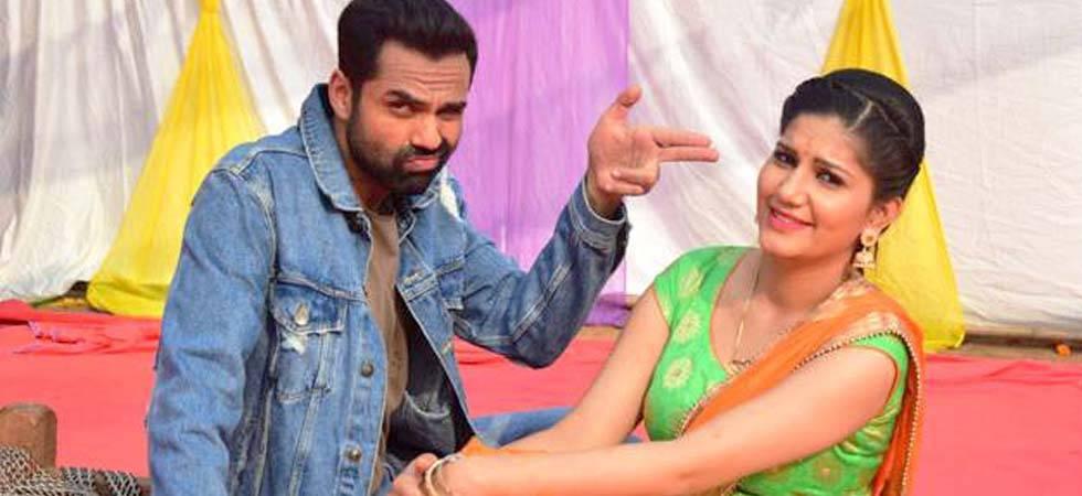 Nanu Ki Jaanu new song out: Bigg Boss 11's Sapna Choudhary SHAKES her hips with Abhay Deol (Source- Twitter)