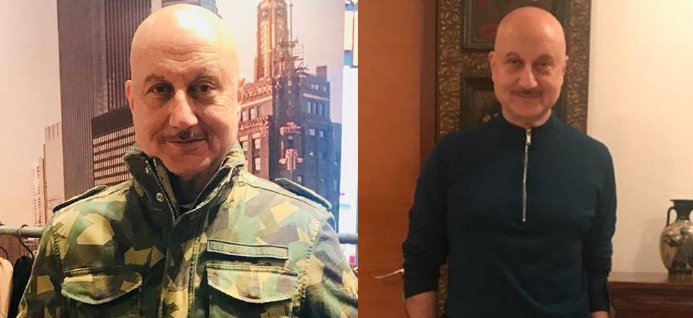 Anupam Kher receives BAFTA nomination for The Boy With The TopKnot (Source- Instagram)