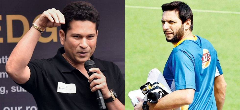 No outsider needs tell us what we need to do: Tendulkar to Afridi (Source: PTI)