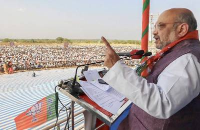 Amit Shah assures passage of OBC bill in Parliament