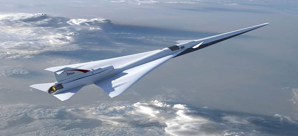NASA selects Lockheed Martin to build quieter supersonic aircraft(Source - NASA)