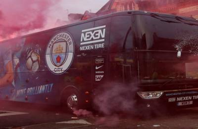 Champions League: UEFA charge Liverpool following attack on Manchester City's bus