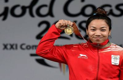 Commonwealth Games 2018: Mirabai Chanu claims India's first gold