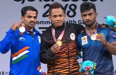 Commonwealth Games 2018: Weightlifter Gururaja claims silver, opens India's CWG medal account