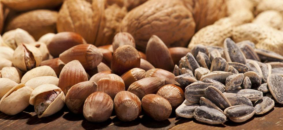 Protein from nuts and seeds (File Photo)
