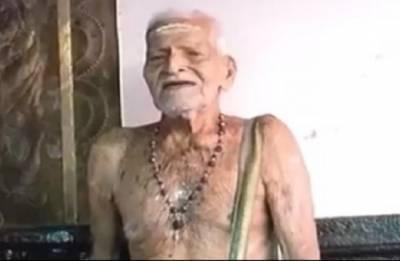 Famous temple percussionist Padmanabha Marar passes away