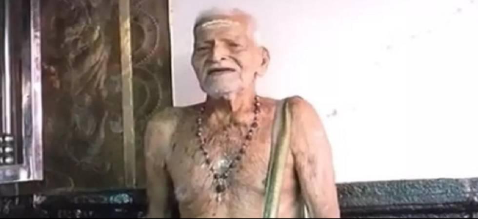 Famous temple percussionist Padmanabha Marar passes away(Source - Twitter)