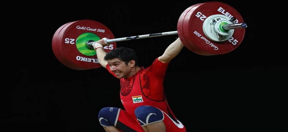 Deepak Lather becomes youngest Indian weightlifter to win medal(Source - Twitter)