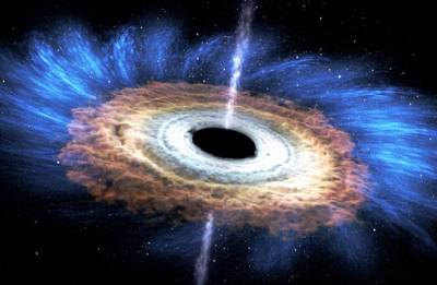 Black hole exist in Milky way's center without dark matter