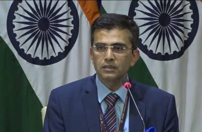 India will not accept project that violates its sovereignty: MEA on China's OBOR
