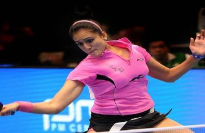CWG 2018: Manika Batra leads Women Table Tennis team for historic gold