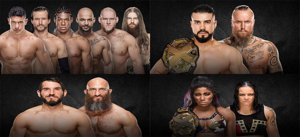 WWE NXT Takeover New Orleans results: New Champions crowned (Source- WWE)
