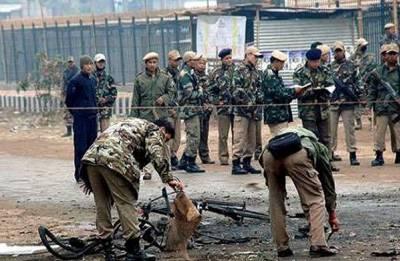 After Kolkata, bomb blast in Imphal injures four
