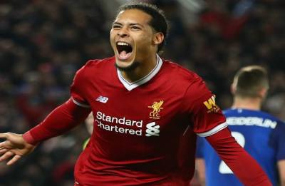 Champions League: Liverpool will not park the bus says Van Djik ahead of the tie against Manchester City