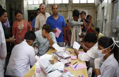 Dengue cases in Delhi touches 12; two in April