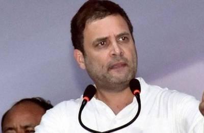 Under united Opposition, even PM Modi may lose Varanasi in 2019: Rahul Gandhi