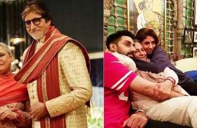 Here's how Amitabh, Abhishek made Jaya Bachchan's birthday SPECIAL (see pics)