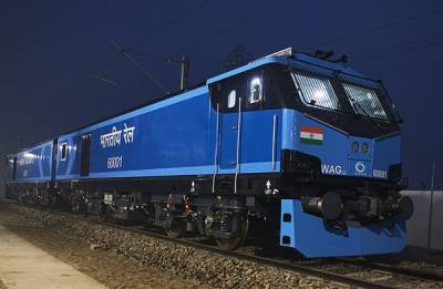 PM Narendra Modi launches India's first high-speed electric locomotive: 10 facts