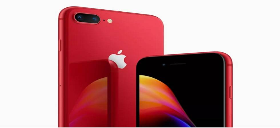 Apple launches iPhone 8 and iPhone 8 Plus RED Special Edition
