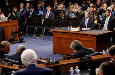 Mark Zuckerberg testimony to US Congress: Facebook's top priority is to connect people, fight fake news