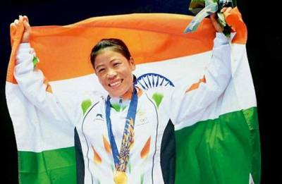 Commonwealth Games 2018: Mary Kom claims gold in her debut