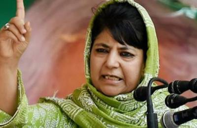 Kathua rape case: Mehbooba Mufti accepts resignation of two BJP ministers present at rally