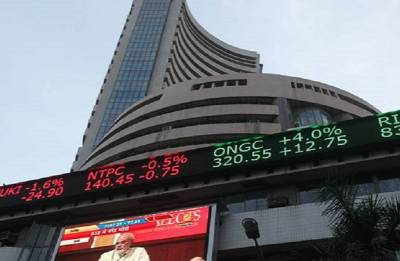 Sensex tanks 293 points on weak Asian cues; Nifty below 10,400-mark