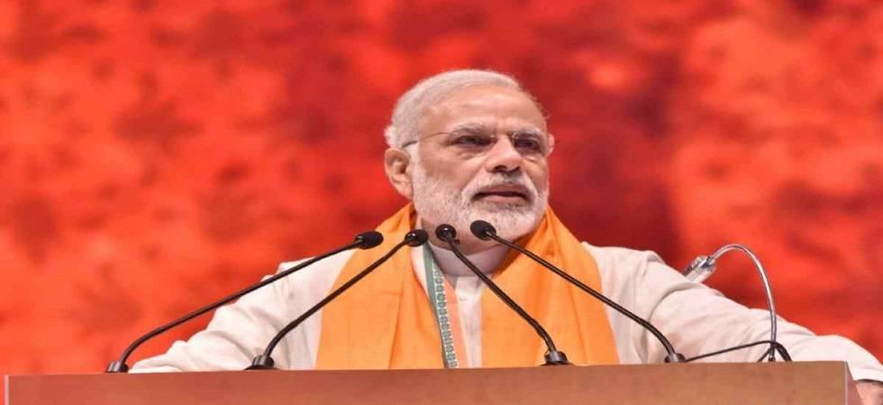 PM Modi to address world from historic London venue during UK visit (File Photo)