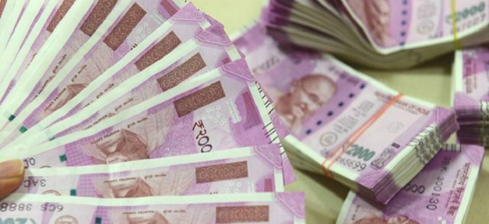 Rupee falls 20 paise against US dollar in early trade (Representative Image)
