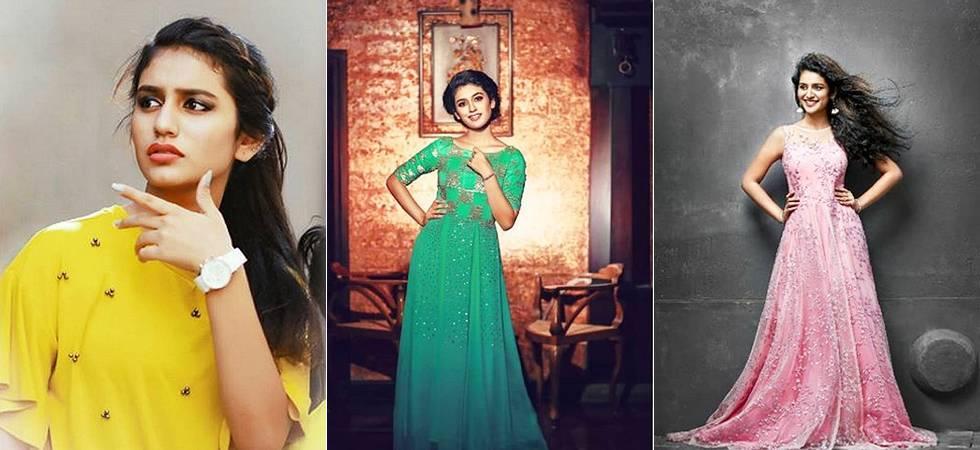 Priya Prakash Varrier WINKS again for new ad (Source- Instagram)