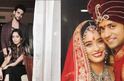 Shakti Arora-Neha Saxena get married, makes their 'dream a reality' (see pics)