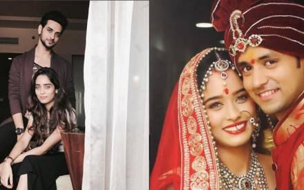 Shakti Arora-Neha Saxena get married, makes their 'dream a