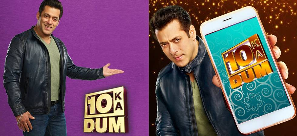 THIS singer to CROON title track of Salman Khan's Dus Ka Dum 3
