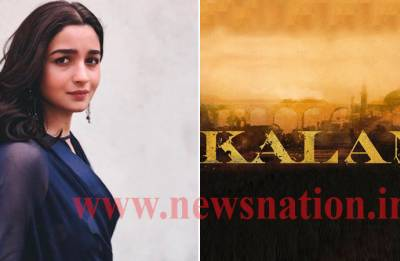Kalank: Alia Bhatt shares first poster of her next movie with a GRAND CAST, announces release date