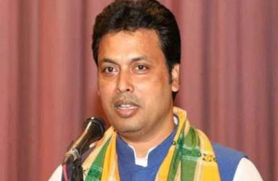 Internet and satellite are not something new but existed since Mahabharata era: Tripura CM Biplab Deb