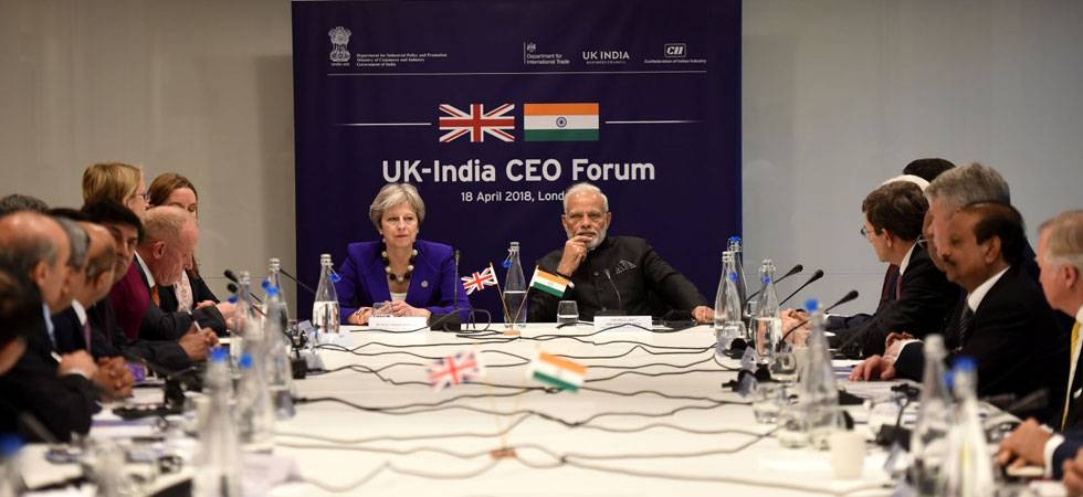 India to finance more than one billion pounds in UK (Source: IANS)