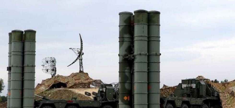 Russian Air Defence System - File Photo