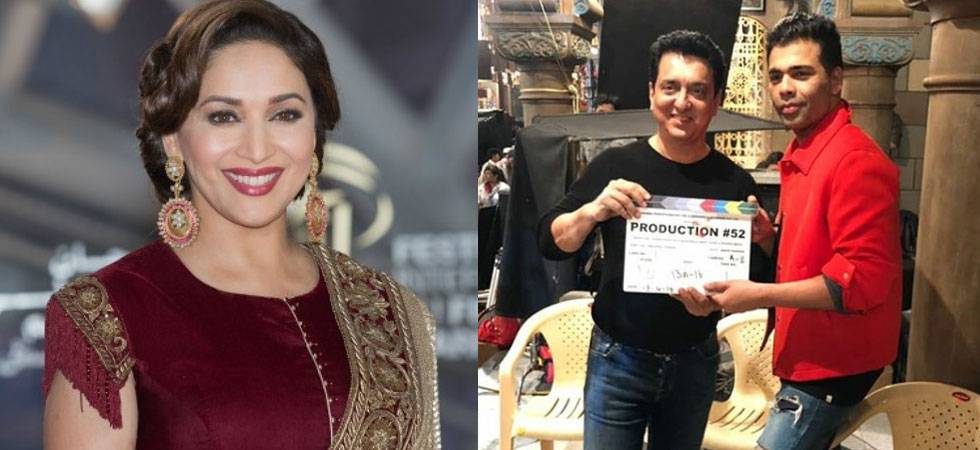 Kalank shooting begins: Madhuri Dixit shares details about the set (see pics)