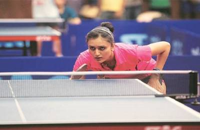 Quadruple medallist Manika Batra recommended for Arjuna Award