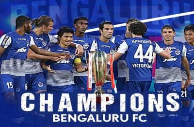 Super Cup Final: Bengaluru FC thrash East Bengal 4-1, Sunil Chhetri scores brace