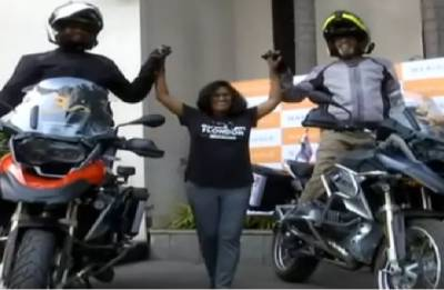 Six Indian bikers to travel 16 countries with message 'One World, One Family'