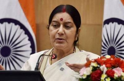 External Affairs Minister Sushma Swaraj embarks on two-nation visit to China, Mongolia