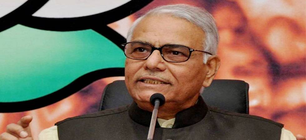 Party gave Sinha a lot but he acted like a Congress leader: BJP (File Photo)