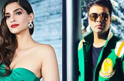Sonam Kapoor-Anand Ahuja wedding: Karan Johar to SHAKE leg at sangeet ceremony?